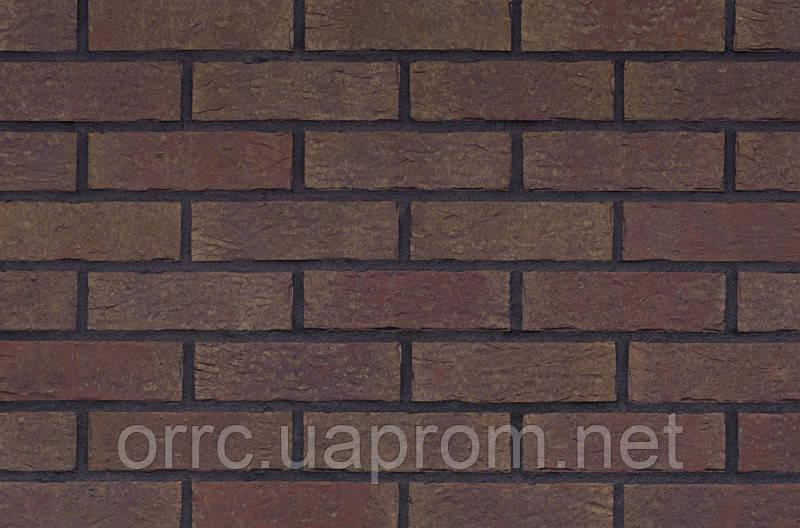 Клинкерная фасадная плитка Dragon hill (HF18), 240x71x10 мм