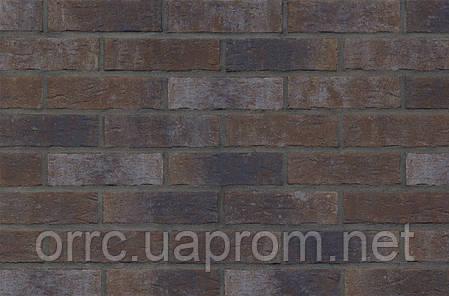 Клинкерная фасадная плитка Dark fortress (HF19), 240x71x10 мм, фото 2