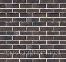 Клінкерна фасадна плитка Dark fortress (HF19), 240x71x10 мм, фото 2