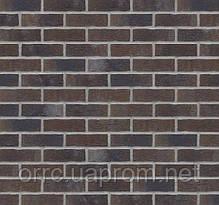 Клинкерная фасадная плитка Dark fortress (HF19), 240x71x10 мм, фото 3