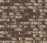 Клинкерная фасадная плитка Smooth jazz (HF24), 240x71x14 мм, фото 3