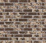 Клинкерная фасадная плитка Smooth jazz (HF24), 240x71x14 мм, фото 4
