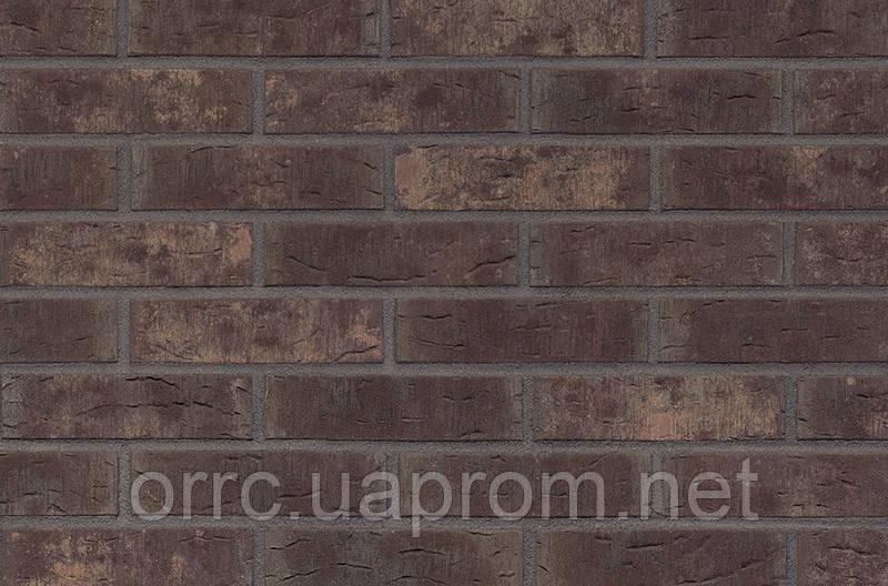 Клинкерная фасадная плитка Brazilian coffee (HF25), 240x71x10 мм