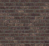 Клинкерная фасадная плитка Brazilian coffee (HF25), 240x71x10 мм, фото 4