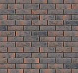 Клинкерная фасадная плитка Silesian story (HF29), 240x71x10 мм, фото 6