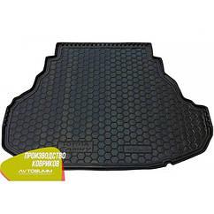 Авто коврик в багажник Toyota Camry 50 2011- (Prestige/Premium)