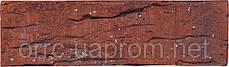 Клинкерная фасадная плитка Red hot (HF33), 240x71x10 мм, фото 2