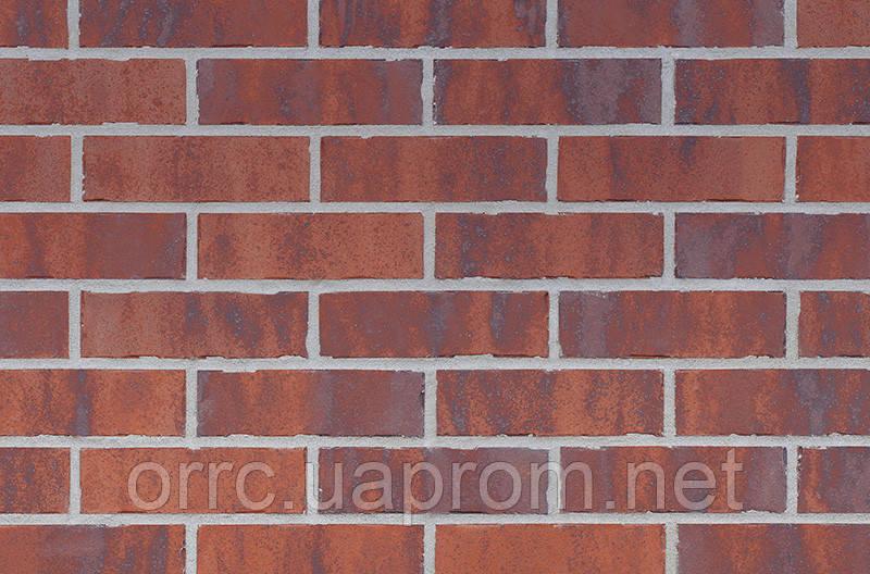 Клинкерная фасадная плитка Red square (HF39), 240x71x10 мм