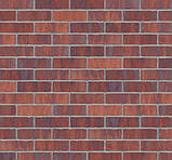 Клинкерная фасадная плитка Red square (HF39), 240x71x10 мм, фото 3
