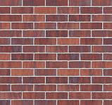 Клинкерная фасадная плитка Red square (HF39), 240x71x10 мм, фото 6
