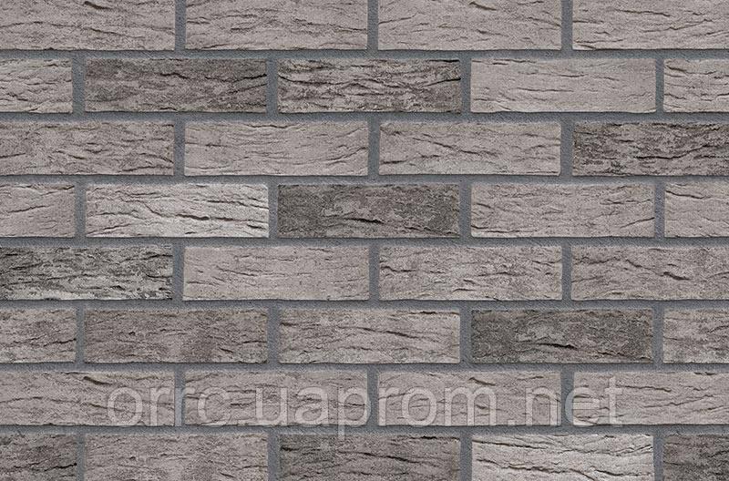 Клинкерная фасадная плитка Aztec ghost (HF45), 240x71x14 мм
