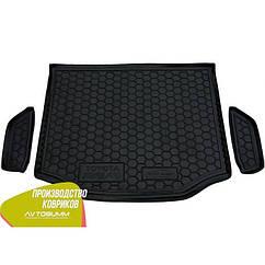 Авто килимок в багажник Toyota RAV4 2013- (полноразмерка)