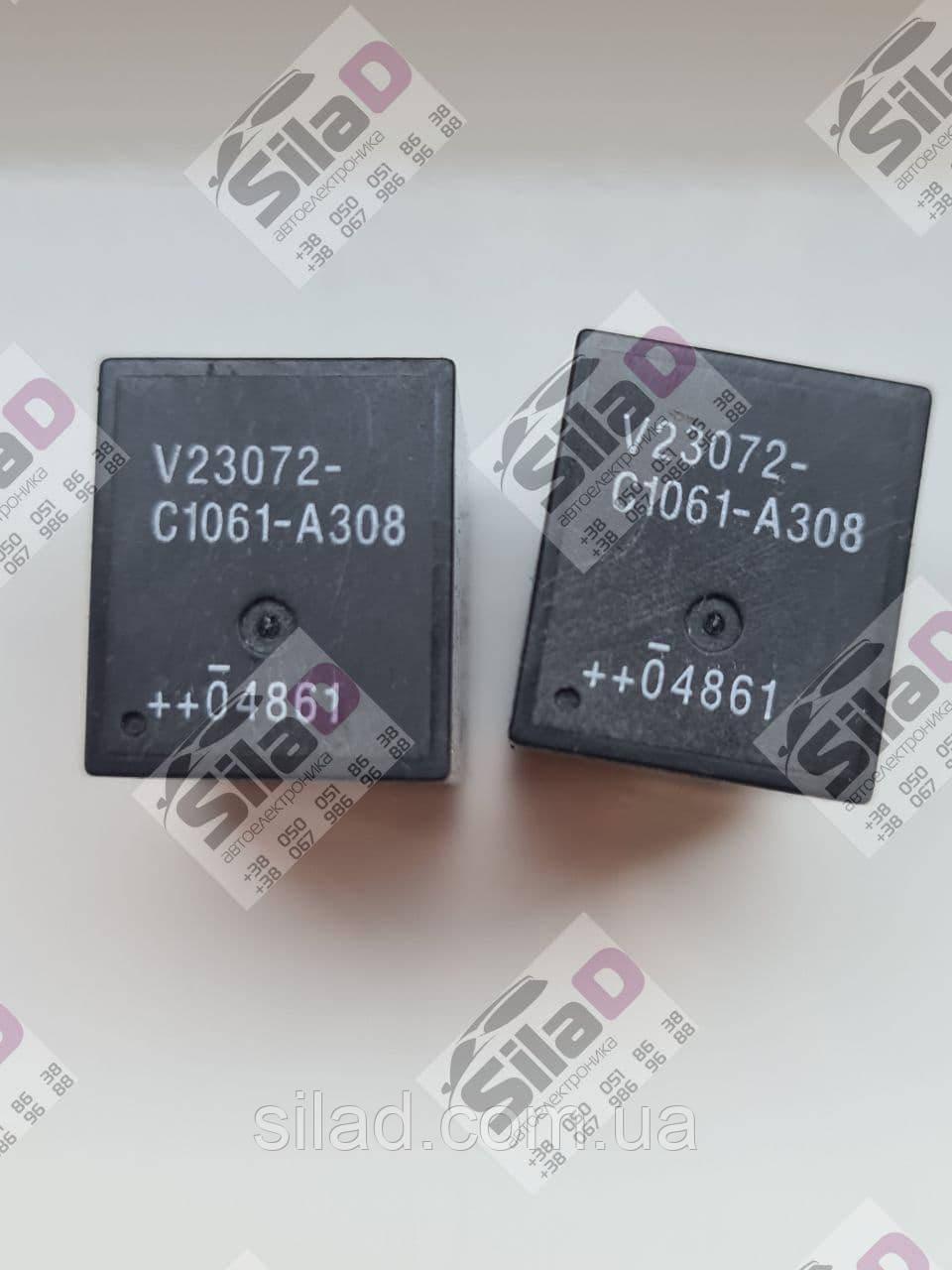 Реле V23072-C1061-A308 12VDC Tyco корпус DIP5