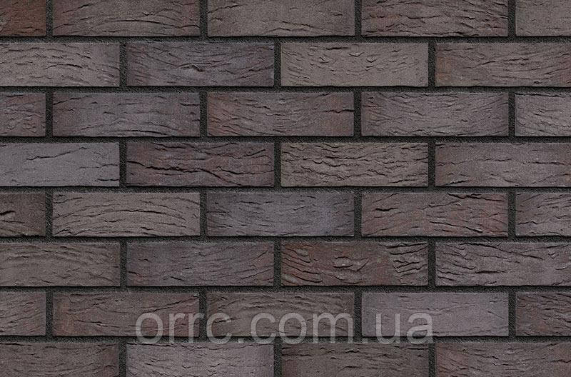 Клинкерная фасадная плитка Silver rose (HF46), 240x71x14 мм
