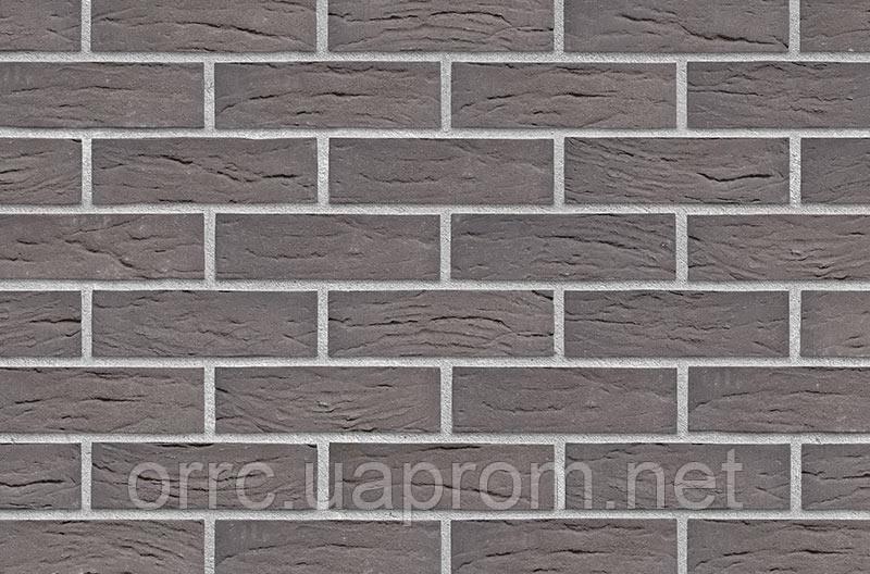 Клинкерная фасадная плитка Platinum skies (HF47), 240x71x14 мм