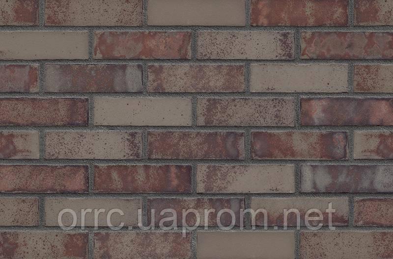 Клинкерная фасадная плитка Astro House (HF48), 240x71x14 мм