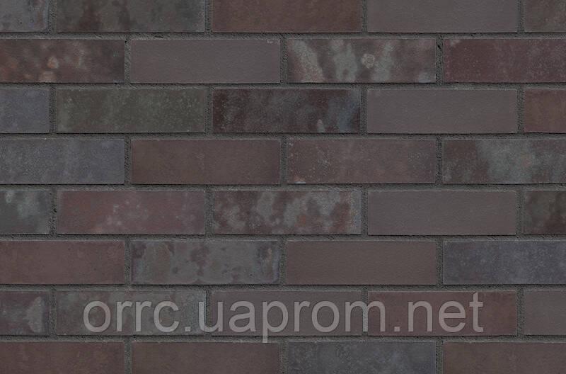 Клинкерная фасадная плитка Rusty moon (HF56), 240x71x14 мм