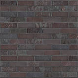 Клинкерная фасадная плитка Rusty moon (HF56), 240x71x14 мм, фото 6