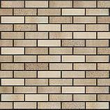 Клинкерная фасадная плитка Sand pepper (HF61), 240x71x14 мм, фото 4