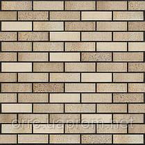 Клинкерная фасадная плитка Sand pepper (HF61), 240x71x14 мм, фото 2