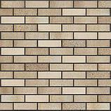 Клинкерная фасадная плитка Sand pepper (HF61), 240x71x14 мм, фото 6