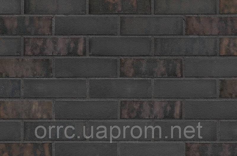 Клинкерная фасадная плитка Rusty stone (HF63), 240x71x14 мм