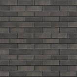 Клинкерная фасадная плитка Night sound (HF65), 240x71x14 мм, фото 4