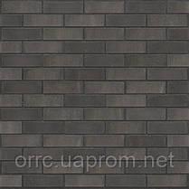Клинкерная фасадная плитка Night sound (HF65), 240x71x14 мм, фото 2
