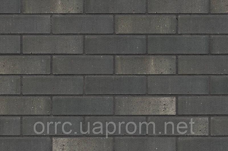 Клинкерная фасадная плитка Basalt river (HF66), 240x71x14 мм