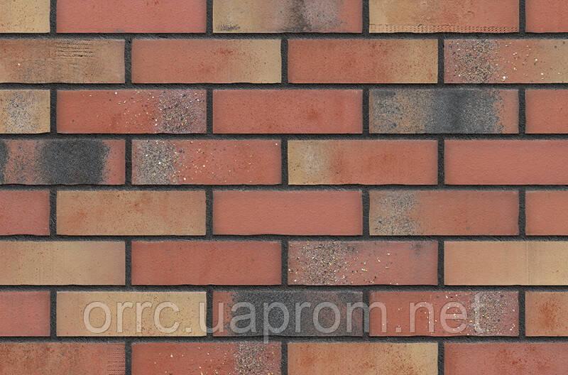 Клинкерная фасадная плитка Magic castle (HF75), 240x71x10 мм