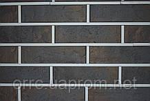 Кирпич клинкерный Керамейя КлинКерам 250x60x65мм Рустика Графит 6 Пр1/2 28% без торкрета(без посыпки)