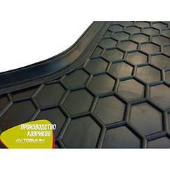Авто килимок в Багажник Seat Arona / Сіат Арона (Верхня Полиця)