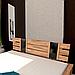 Ліжко дерев'яне двоспальне B100, фото 2