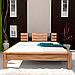 Ліжко дерев'яне двоспальне B100, фото 4