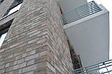 Клинкерный кирпич OLFRY Grau bunt deLuxe, 240х115х71, фото 2