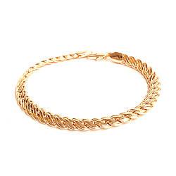 Браслет SONATA з медичного золота, позолота РВ, 52064 (21 см)