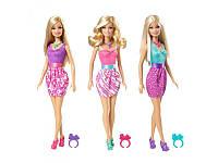 Кукла Barbie с колечком для девочки (в ассортименте)