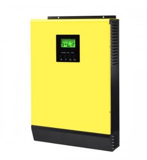 Гибридный сетевой инвертор InfiniSolar Q-Power V II-3KW-48vdc однофазный, фото 2
