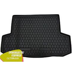 Авто килимок в багажник Chevrolet / Шевроле - Aveo / Авео 2006-2012 Sedan(Седан)
