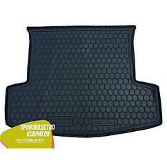 Авто килимок в багажник Chevrolet / Шевроле - Captiva / Каптіва 06-/12- 7 місць