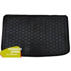 Авто килимок в багажник Fiat / Фіат - 500L 2013+