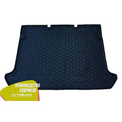 Авто килимок в багажник Fiat / Fiat - Doblo / Добло 2000 + (без сітки)