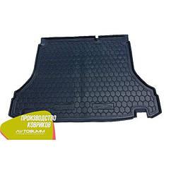 Авто килимок в багажник Daewoo / Деу - Sens / Сенс / Ланос 1996-2013 Sedan