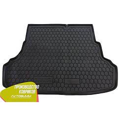 Авто килимок в багажник Hyundai Accent(Solaris) / Хюндай Акцент(Соляріс) - (RB) 2011+