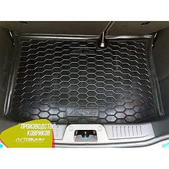 Авто килимок в багажник Ford Fiesta / Форд Фієста 2015+