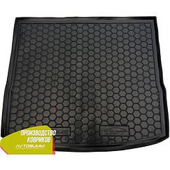 Авто килимок в багажник Ford Focus / Форд фокус 3 2011 - Універсальний (Універсал)