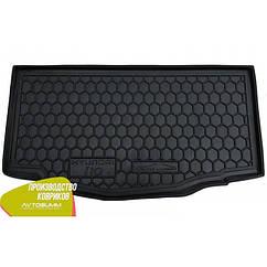 Авто килимок в багажник Hyundai i10 2014+