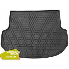 Авто килимок в багажник Hyundai Santa Fe / Хюндай Санта Фе - 2012+ 5 місць