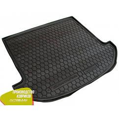 Авто килимок в багажник Hyundai Santa Fe / Хюндай Санта Фе 2012+ 7 місць