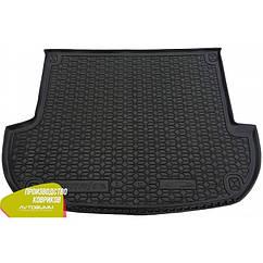Авто килимок в багажник Hyundai Santa Fe / Хюндай Санта Фе - 2006-2012 5 місць